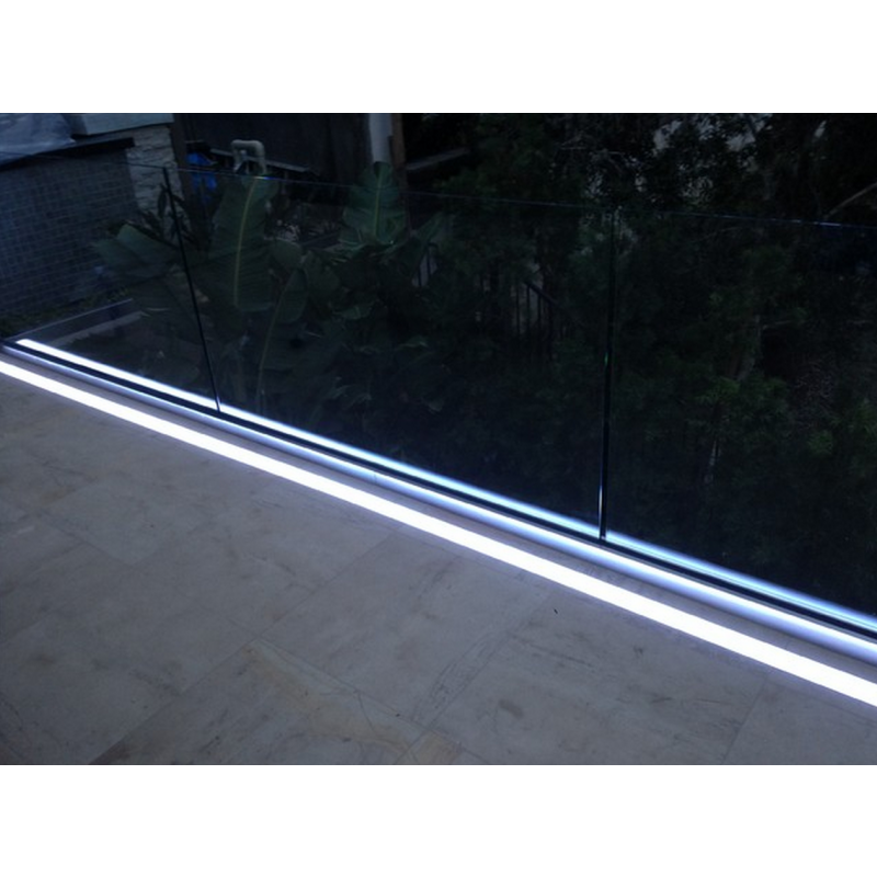LED strip buiten