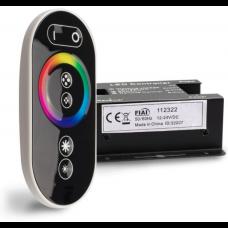 Dimmer Set Wireless Touch Dimmer inkl. Fernbedienung für LED Streifen 12-24V RGB