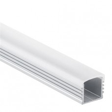 PL5 Megrez C3 Aluminium Profil f. LED Streifen 2m + Abdeckung Opal