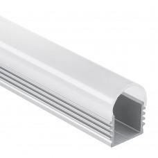 PL5 Megrez C5 Aluminium Profil f. LED Streifen 2m + Abdeckung Opal