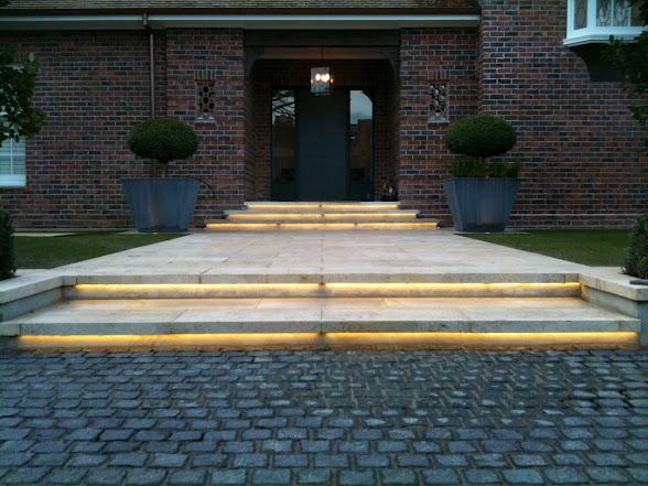 LED-Treppenprofil