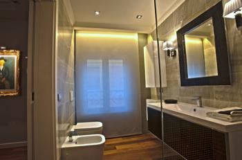 LED-Streifen Badezimmer